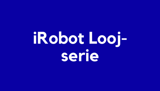 Accu voor iRobot Looj-serie elektrische en robotstofzuigers