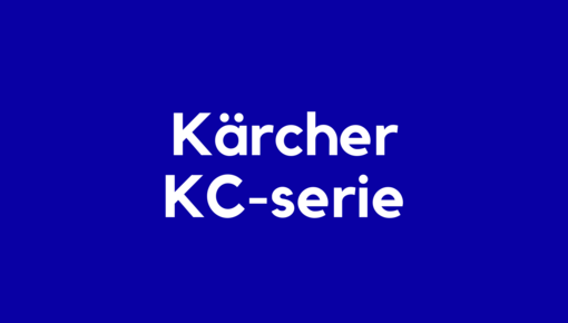 Accu voor Kärcher KC-serie elektrische en robotstofzuigers