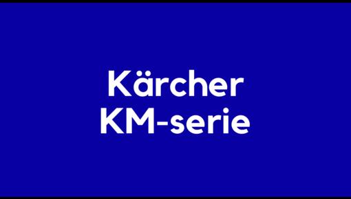 Accu voor Kärcher KM-serie elektrische en robotstofzuigers