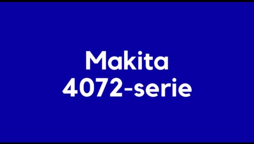 Accu voor Makita 4072-serie elektrische en robotstofzuigers