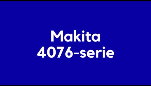 Accu voor Makita 4076-serie elektrische en robotstofzuigers