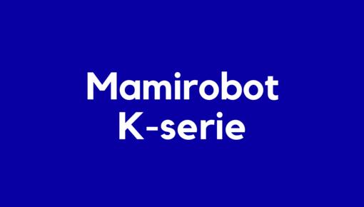 Accu voor Mamirobot K-serie elektrische en robotstofzuigers