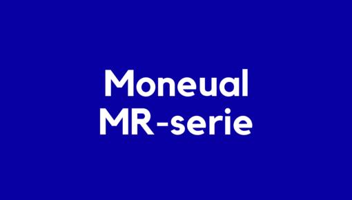 Accu voor Moneual MR-serie elektrische en robotstofzuigers
