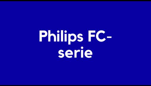 Accu voor Philips FC-serie elektrische en robotstofzuigers