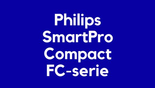 Accu voor Philips SmartPro Compact FC-serie elektrische en robotstofzuigers