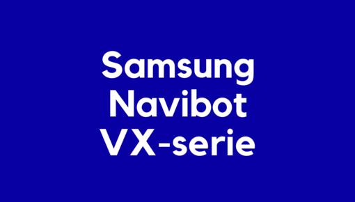 Accu voor Samsung Navibot VX-serie elektrische en robotstofzuigers