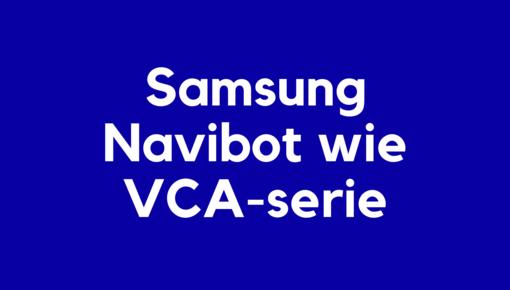 Accu voor Samsung Navibot wie VCA-serie elektrische en robotstofzuigers