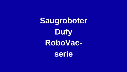 Accu voor Saugroboter Dufy RoboVac-serie elektrische en robotstofzuigers