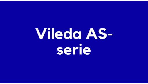 Accu voor Vileda AS-serie elektrische en robotstofzuigers