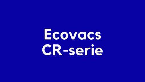 Accu voor Ecovacs CR-serie elektrische en robotstofzuigers