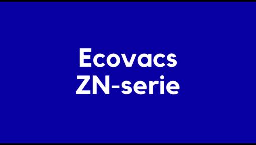 Accu voor Ecovacs ZN-serie elektrische en robotstofzuigers