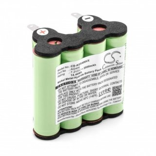 Accu AEG 7,2V 2000mAh 2.0Ah NI-MH Replacement