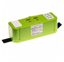 Stofzuigeraccu voor iRobot 14.4V 4000mAh 4,0Ah Li-Ion Replacement  614 Roomba 615 Roomba 640