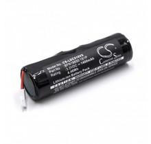 Stofzuigeraccu voor Leifheit Dry & Clean 3.2V 1400mAh 1,4Ah Li-Ion Replacement 51000 51002 51113 51114
