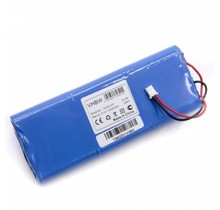 Stofzuigeraccu voor Ozroll 14.4V 2000mAh 2,0Ah Ni-MH Replacement