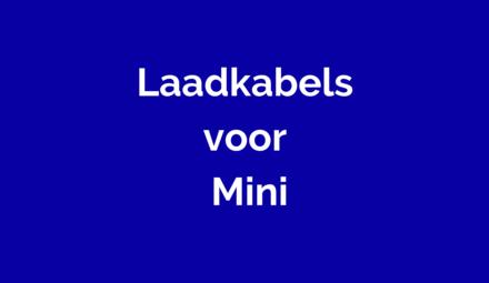 Laadkabel Mini