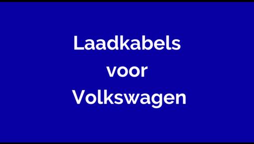 Laadkabe voorl Volkswagen