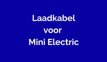 Laadkabel voor Mini Electric