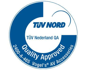 TUV kwaliteit
