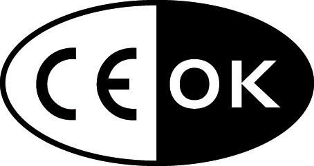 CE-keurmerk op al onze producten