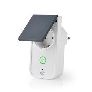 Verbruiksmeter met app voor thuislader elektrische auto