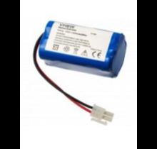 Stofzuigeraccu voor Ecovacs 14.8V 2200mAh/2600mAh 2,2Ah/2,6Ah Li-Ion Replacement