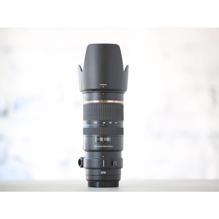 Tamron Tamron SP 70-200mm f/2.8 Di VC USD (Canon) - KameraFabriek