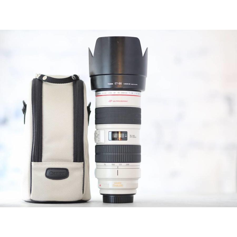 Canon Ef 70 200mm F 28l Is Usm Kamerafabriek Lensa Ii 1