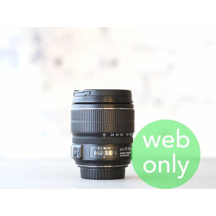 Canon EF-S 15-85mm f/3.5-5.6 IS USM-1