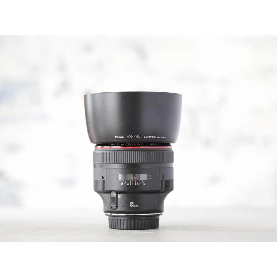 Canon EF 85mm f/1.2L II USM-2