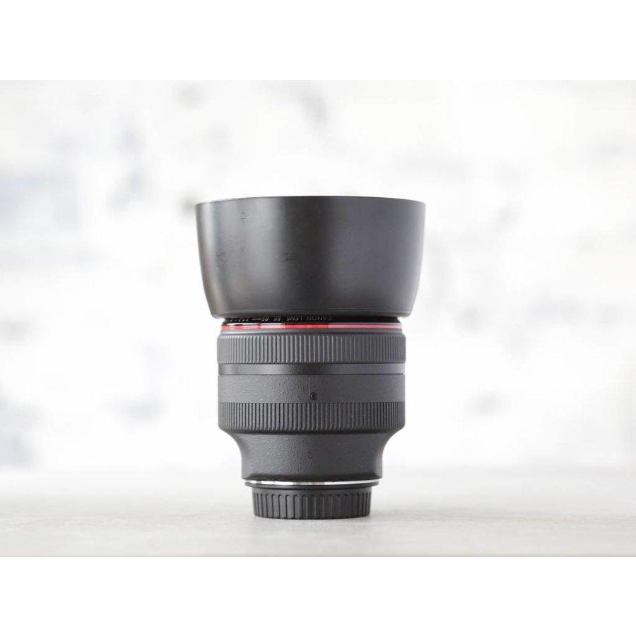 Canon EF 85mm f/1.2L II USM-3
