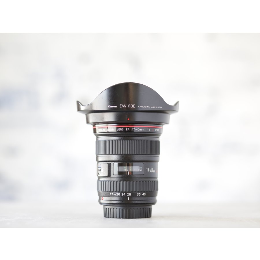 Canon EF 17-40mm f/4 L USM-2