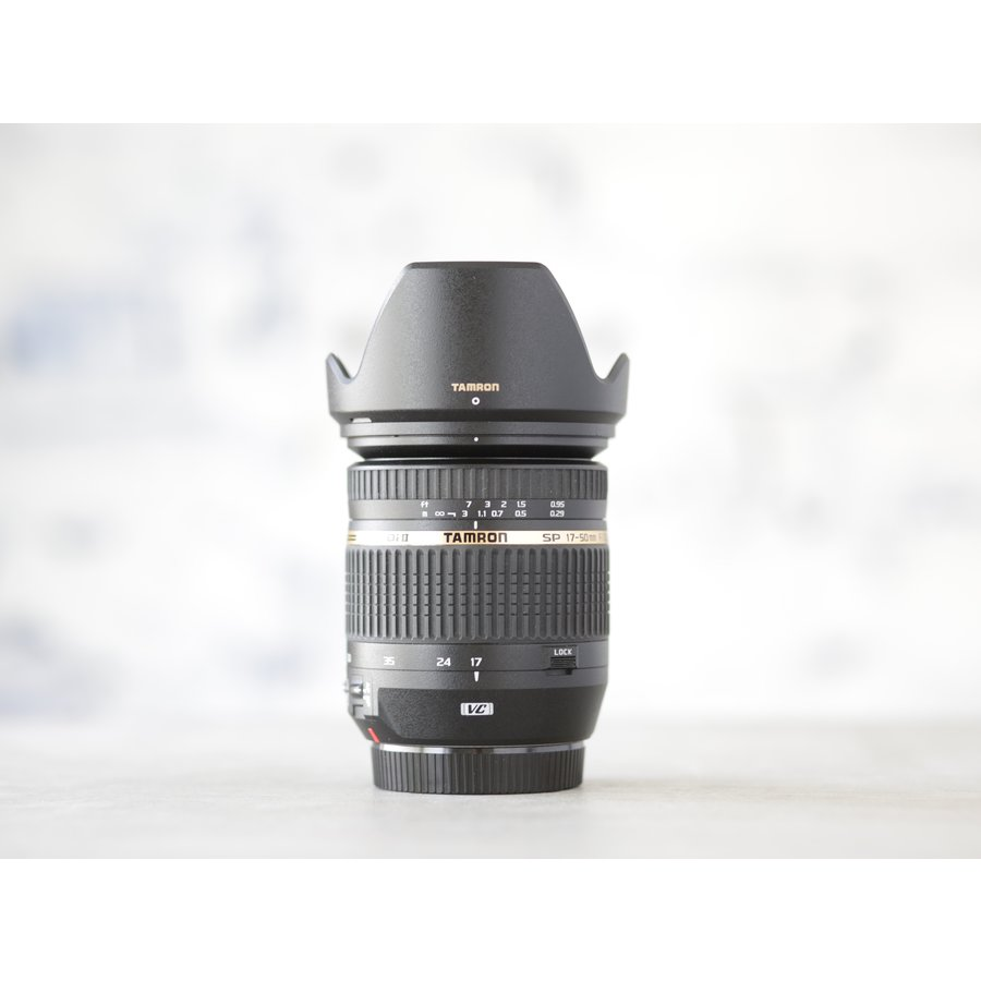 Tamron SP AF 17-50mm f/2.8 XR Di II VC LD Asph (Canon)-2
