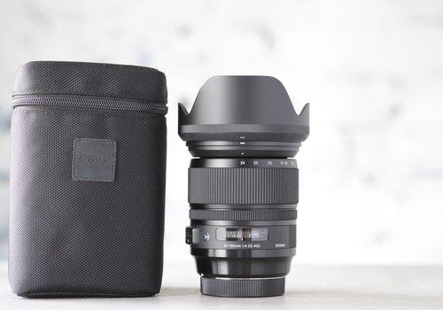 Sigma 24-105mm f/4.0 DG OS HSM Art (Canon)