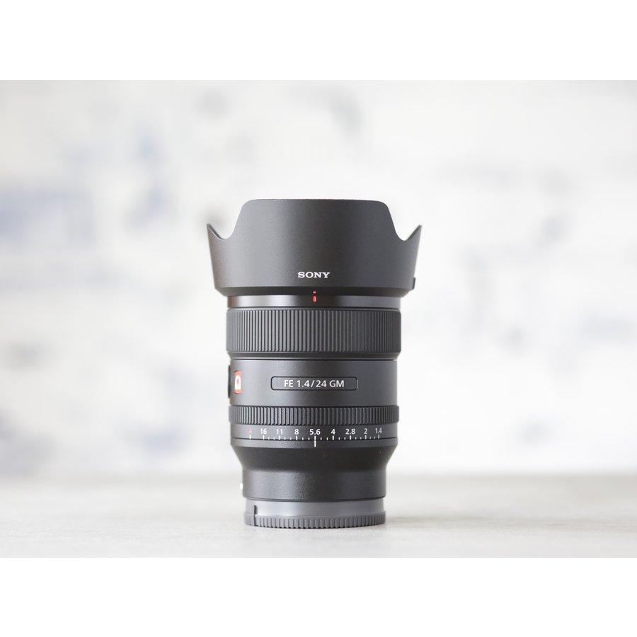 Sony FE 24mm f/1.4 GM-2