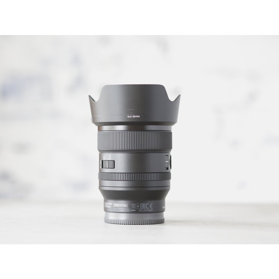 Sony FE 24mm f/1.4 GM-3