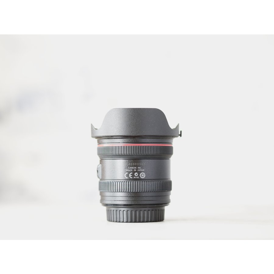 Canon EF 8-15mm f/4L Fisheye USM-3