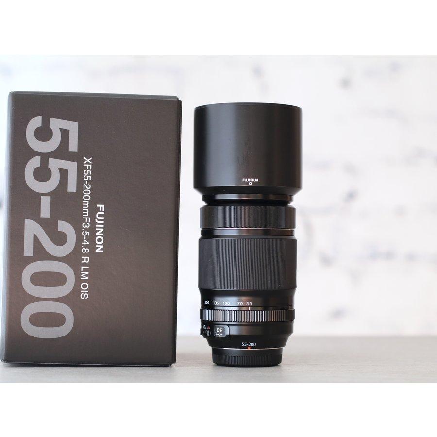 Fujifilm XF 55-200mm f/3.5-4.8 R LM OIS-1
