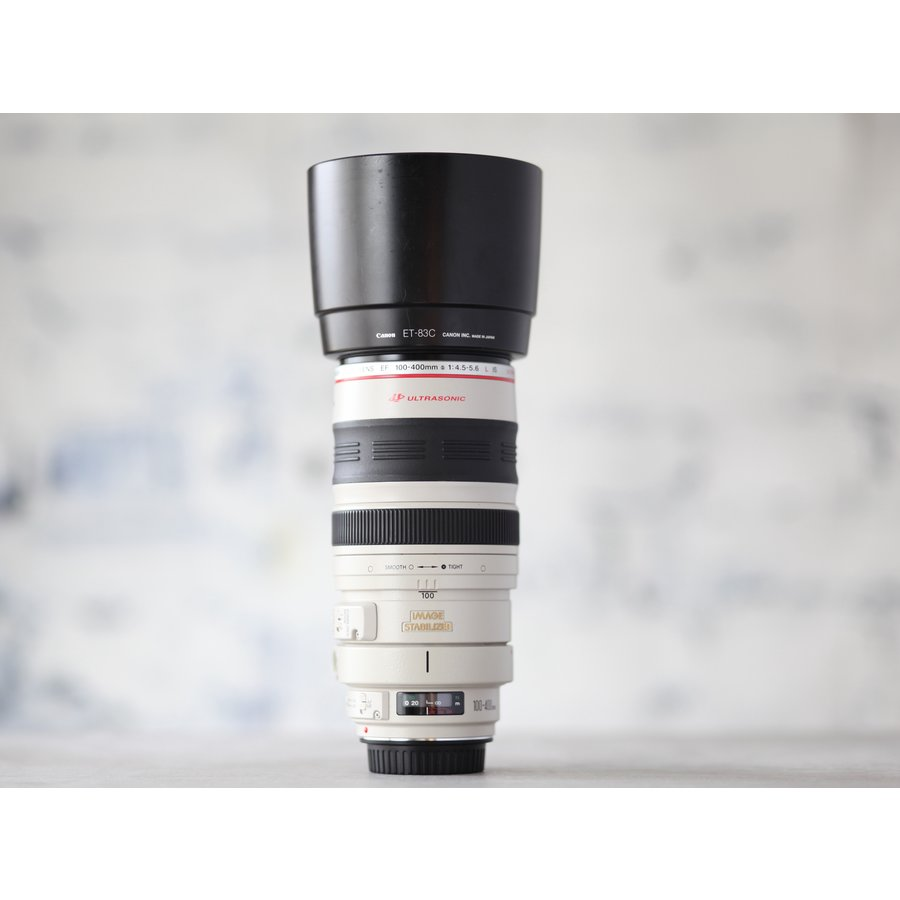 Canon EF 100-400mm f/4.5-5.6L IS USM-2