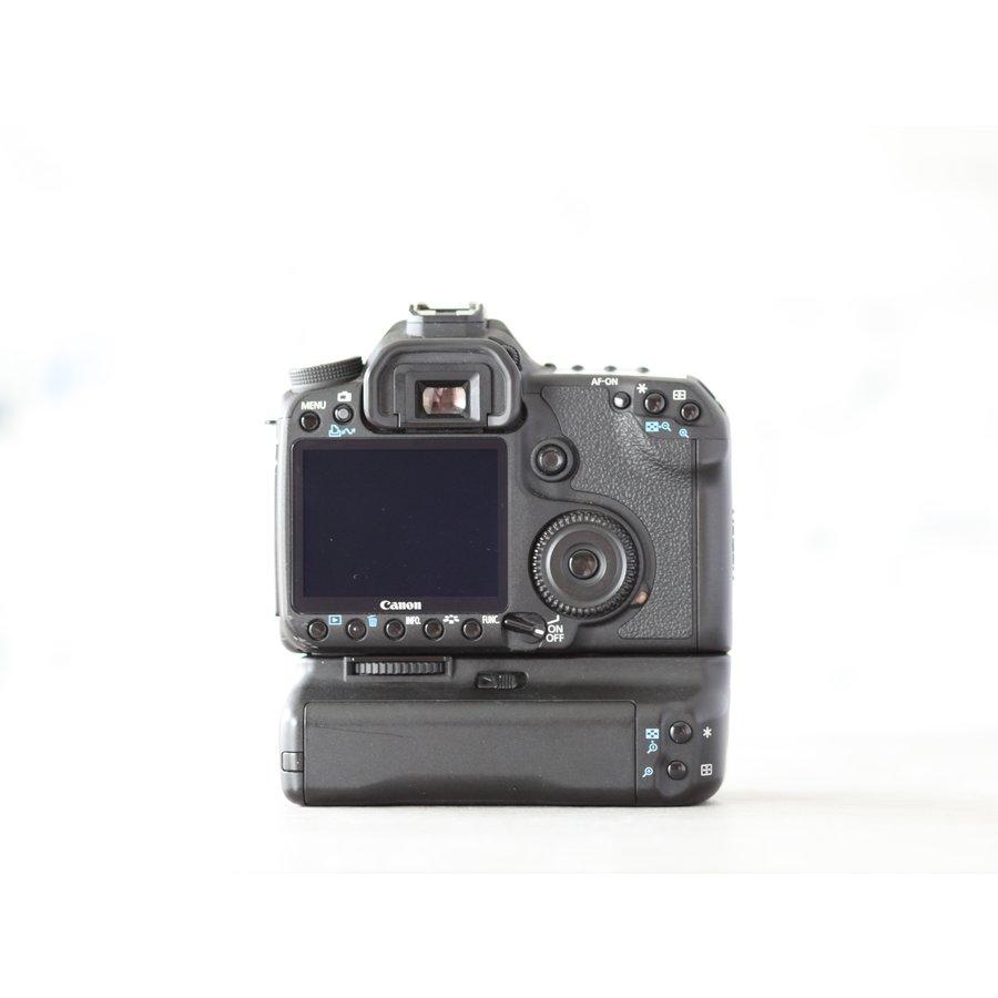 Canon EOS 50D + Canon BG-E2-3