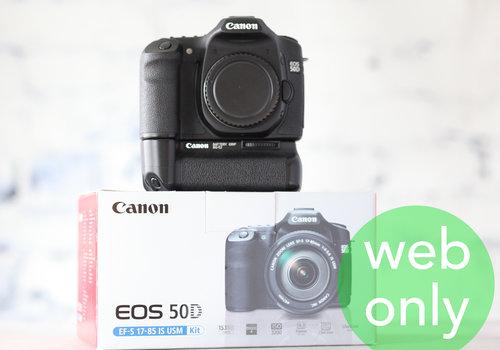 Canon EOS 50D + Canon BG-E2
