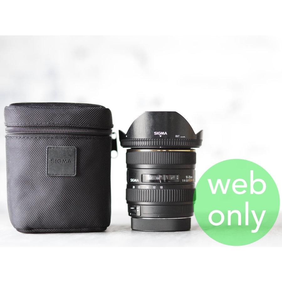 Sigma 10-20mm f/4-5.6 EX DC HSM (Canon)-1