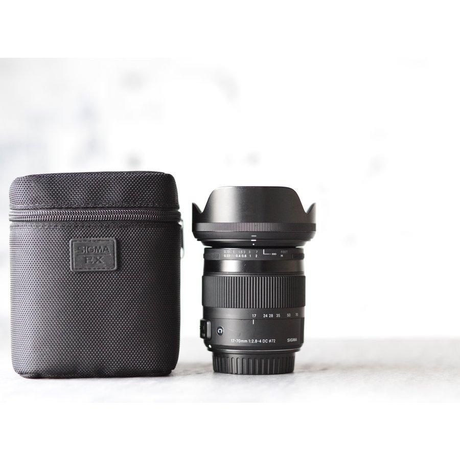 Sigma 17-70mm f/2.8-4 DC Macro OS HSM Contemporary (Canon)-1