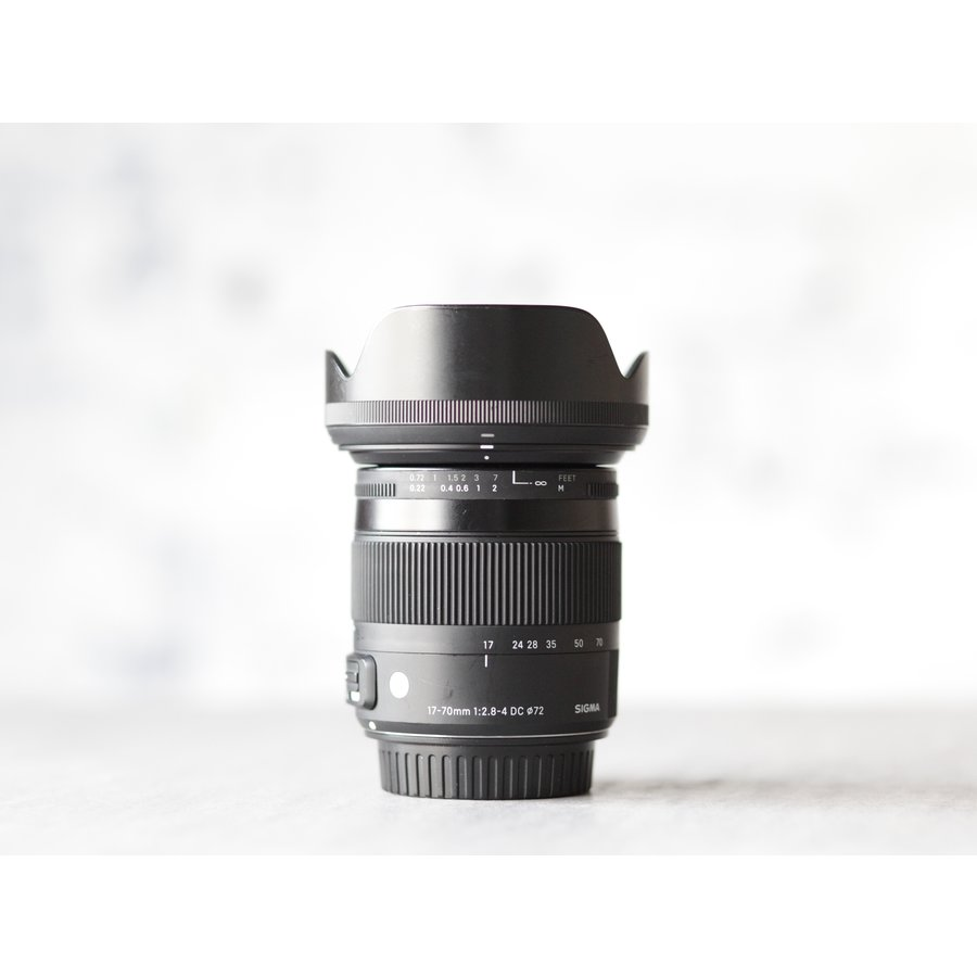 Sigma 17-70mm f/2.8-4 DC Macro OS HSM Contemporary (Canon)-2