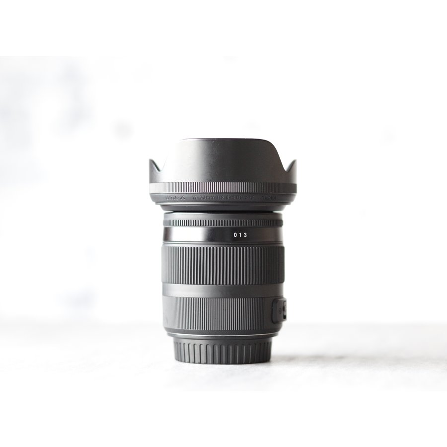 Sigma 17-70mm f/2.8-4 DC Macro OS HSM Contemporary (Canon)-3