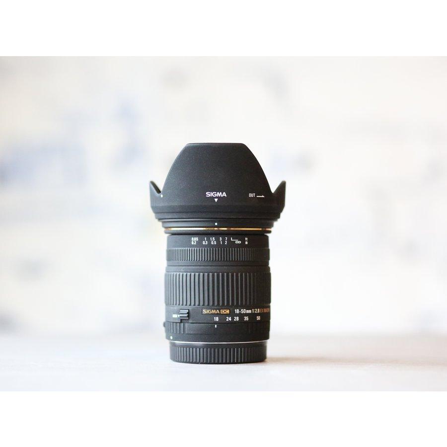 Sigma 18-50mm f/2.8 EX DC Macro HSM (Canon)-2