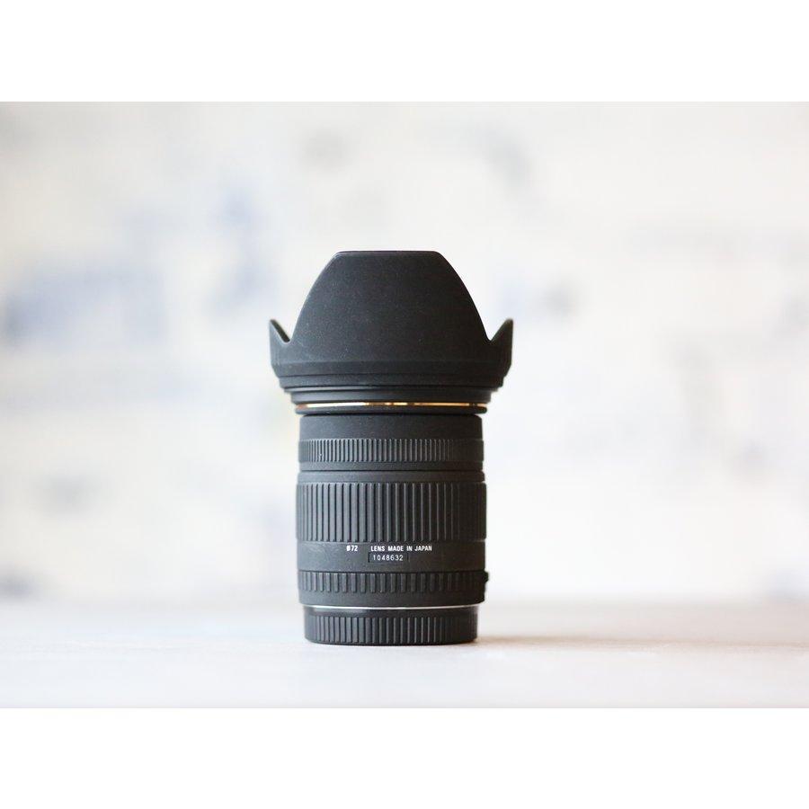 Sigma 18-50mm f/2.8 EX DC Macro HSM (Canon)-3