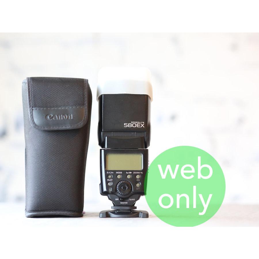 Canon Speedlite 580EX-1