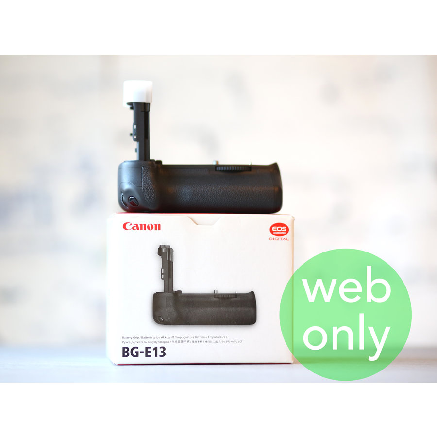 Canon BG-E13 Battery Grip-1