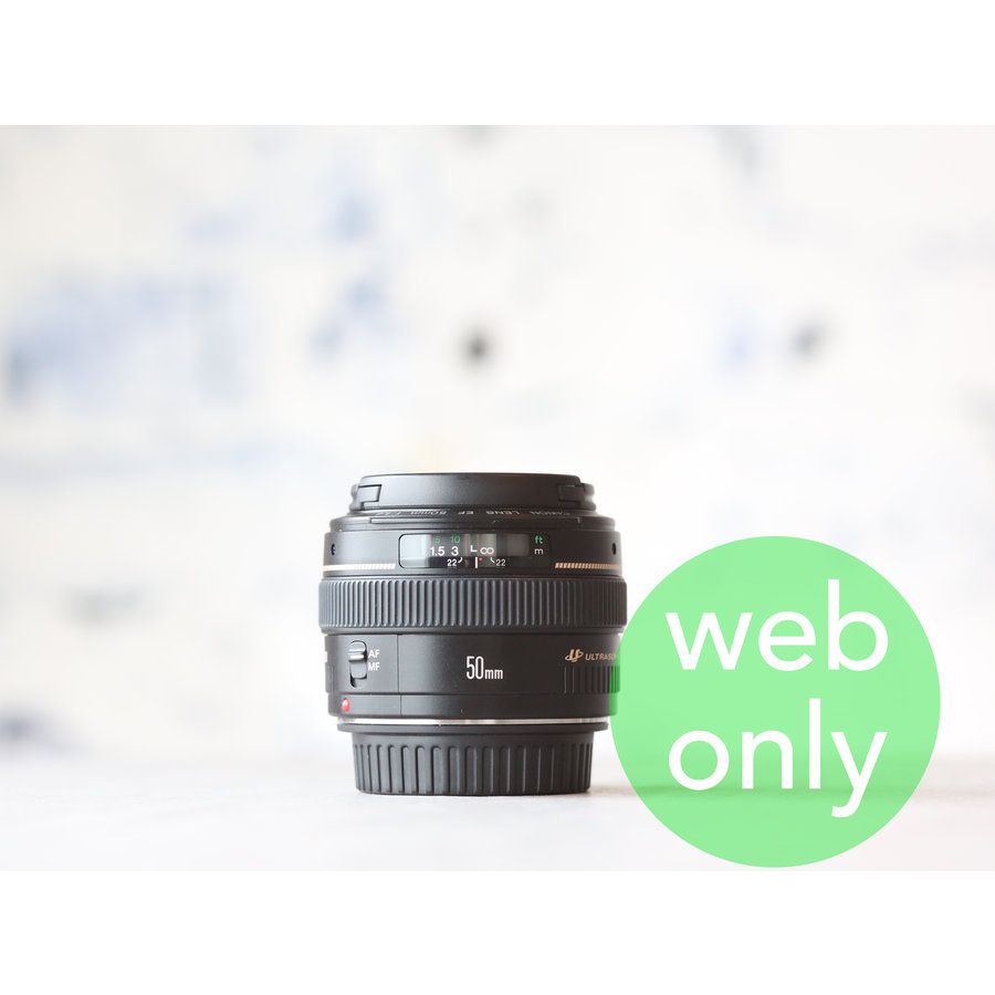 Canon EF 50mm f/1.4 USM-1